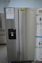 Whirlpool WRS325SDHZ 36  Stainless Side by Side Refrigerator NOB  24549 HL
