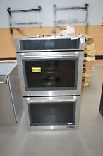 Jenn Air JJW2830DP 30  Stainless Pro Style Double Wall Oven NOB  24472 HL