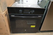 GE JK5000DFBB 27  Black Single Electric Wall Oven NOB  24741