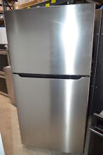 Insignia NS RTM21SS7  33  Stainless Top Freezer Refrigerator NOB  24752