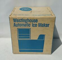 NEW   Westinghouse Automatic Ice Cube Maker Kit for Refrigerators