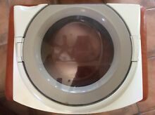 Whirlpool Duet Washer GHW9150PW4 Complete Door Assembly with Seal