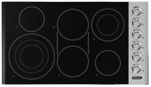 Viking 36  Electric Cooktop   Open Box