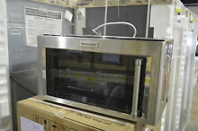 KitchenAid KMHC319ESS 30  Stainless Over The Range Microwave NOB  7538 WLK