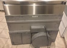 Thermador Built In 45  Cook N Vent Ventilation System Downdraft Vent Stainless