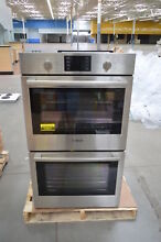 Bosch HBL5651UC 30  Stainless Double Electric Wall Oven NOB  24821 HL