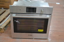 Bosch HBL5351UC 30  Stainless Single Electric Wall Oven NOB  24883 HL