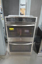 GE PT9550SFSS 30  Stainless Double Electric Wall Oven NOB  25051 HL