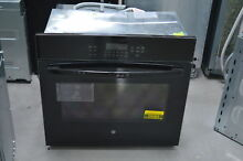 GE JT5000DFBB 30  Black Single Electric Wall Oven NOB  25063 HL