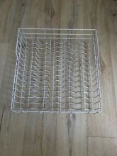 Whirlpool Dishwasher Top Rack Model  WDF320PADS3 Serial F62901828 Used Rack Only