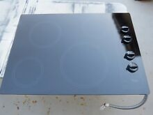 WHIRLPOOL W5CE3024XB 30  ELECTRIC COOKTOP
