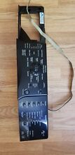 Kenmore Elite He3t washer control panel