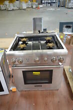 Thermador PRG304GH 30  Stainless Pro Style Natural Gas Range NOB  25000 HL