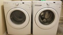 Whirlpool 4 2 cu  ft  Duet HE Front Load Washing   Dryer WFW72HEDW0
