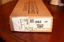 Genuine OEM 3387749 Whirlpool Dryer Element WP3387749 PS344599