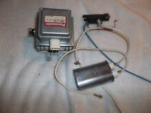 THERMADOR CMT127 oven microwave magnetron 00486742  486742  with cap and diode
