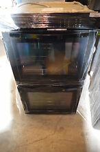 Whirlpool WOD51EC0AB 30  Black Electric Double Wall Oven NOB  5356 T2