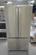 Jenn Air JFC2290REM 36  Stainless French Door Refrigerator NOB CD  25761 HL