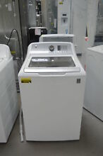 GE GTW685BSLWS 27  White Top Load Washer NOB  25579 CLW