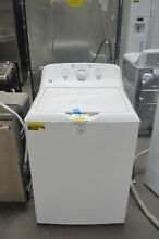 GE GTW220ACKWW 27  White Top Load Washer NOB  25573 CLW