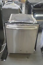 GE GDT695SSJSS 24  Stainless Fully Integrated Dishwasher NOB  25569 HL