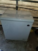 Compact Freezer  all white