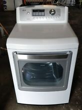 LG Ultra Capacity High Efficiency Top Load Washer   Ultra Capacity Gas Dryer Set
