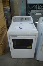 GE GTD65EBSJWS 27  White Front Load Electric Dryer NOB  25945 HL