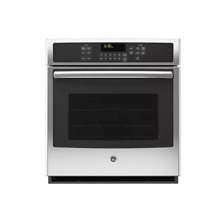 GE JK5000SFSS 27  Stainless Single Electric Wall Oven NOB  25934 HL