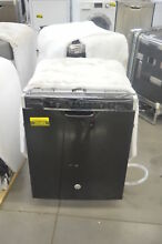 GE GDF610PGJBB 24  Black Full Console Dishwasher NOB  25489 HL