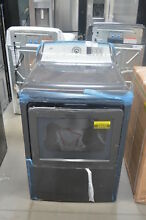 GE GTD65EBPLDG 27  Diamond Gray Electric Dryer NOB  25479 HL