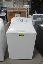 GE GTW330ASKWW 27  White Top Load Washer NOB  25522 HL