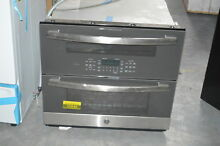 GE PT9200SLSS 30  Stainless Built In Single Double Electric Wall Oven  25846 HL