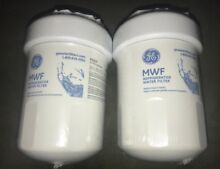 LOT OF 2   GE   SMARTWATER FILTRATION   MWF Water Filter   cartridges   SEALED