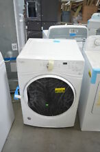 Whirlpool WED85HEFW 27  White Front Load Electric Dryer NOB  26178 HL