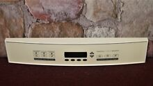 Dacor Touch Control Panel 13159W 13459R 82978R from a 27  CPS227W Double Oven