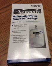 Kenmore Refrigerator Water Filter Filtration Cartridge 46 9002 469002 D46 M9002