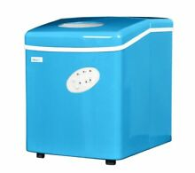 NewAir Portable Ice Maker Plastic Makes up to 28 lbs  of ice per day