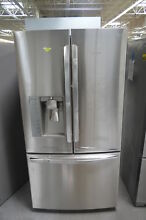 LG LFXC24726S 36  Stainless French Door Refrigerator NOB CD  26205 HL