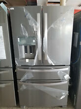 Whirlpool WRX735SDHZ 24 5CF French Door Refrigerator Stainless Steel BST71421