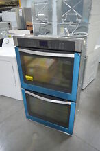 Whirlpool WOD51EC0AS 30  Stainless Double Electric Wall Oven NOB  26245 HL