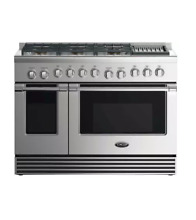 DCS RDV2486GLN 48  Stainless Dual Fuel  Natural Gas  Range NIB  23425