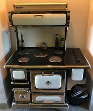 Heartland stove   range electric