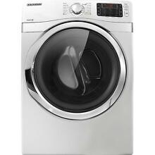 Samsung DV435ETGJWR 27  White Front Load Electric Dryer NEW NIB   9673 CLW