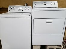 Kenmore Washer   Dryer Set w  2yr  Warranty   Excellent Condition    900 OBO