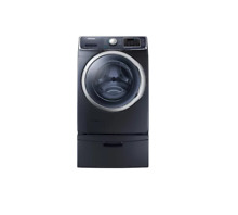 Samsung WF45H6300AG 27  Onyx Front Load Washer 4 5 Cu Ft  NIB  17799 17810