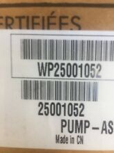 WP25001052 Whirlpool Maytag Washer Water Drain Pump Motor AP4035317 PS2026591