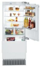 Liebherr Fully Integrated Bottom Freezer Refrigerator Panel Ready 30 Right Hinge