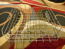 KitchenAid Kenmore Whirlpool Dishwasher Dish Rack Lower Rack  10 out of 10  Part