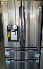 LG LMXS28626D 36  Black Stainless French Door Refrigerator BST71412